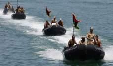 البحرية الليبية: وصول سفينة صيانة إيطالية لقاعدة طرابلس البحرية بليبيا