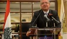 المشنوق: لن اتحدث عن التعيين قبل الساعة الأخيرة من انتهاء ولاية بصبوص