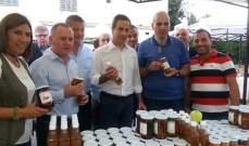 يوم التفاح في زغرتا: تأكيد على أهمية المبادرة في تسويق الإنتاج