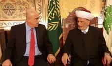 دريان: استهداف الرياض بصاروخ باليستي من اليمن هو عمل مدان ومرفوض