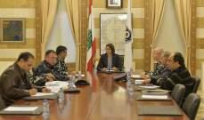 الحسن أوعزت إلى القادة الأمنيين التشدد بتطبيق  الإجراءات ليلة رأس السنة