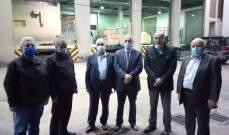 النشرة: وصول جثمان الطالب اللبناني ناصر أبو ايوب الى مطار بيروت