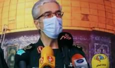 اللواء باقري: الدفاع المقدس ضمان لأمن الشعب الإيراني وعزته