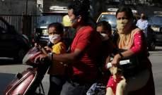 بدء حظر تجول في الهند لـ14 ساعة للحد من انتشار كورونا مع ارتفاع الإصابات إلى 315