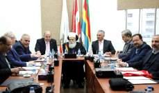 المجلس المذهبي الدرزي يقر برنامجا معيشيا لدعم المواطنين
