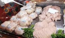 النشرة: تسطير محاضر ضبط بحق بعض مؤسسات بيع الدجاج لمخالفتها لائحة الاسعار بحارة صيدا