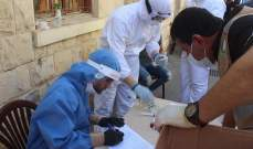 النشرة: اغلاق المساجد في مخيم عين الحلوة بعد تسجيل 13 إصابة بكورونا