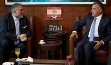 اللواء ابراهيم التقى نائب وزير الدفاع الإيطالي ومؤسس فرقة كركلا