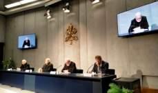 وزير خارجية الفاتيكان: على الأسرة الدولية كلها أن تقف إلى جانب لبنان