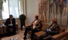 طرابلسي: البدء بتوفير العمليات الجراحية في مستشفى معربس كخطوة أولى في مسار تقديمات طبية واستشفائية