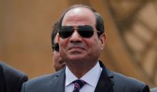السيسي: نقدّر كل التصريحات الصادرة عن إثيوبيا بعدم تأثيرهم على وصول المياه إلى مصر