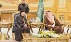 الراعي من الرياض: علاقات الصداقة بين لبنان والمملكة متجذرة بالتاريخ