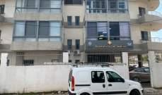 اقفال مكاتب امانة السجل العقاري ودائرة المساحة في عكار بسبب إصابة موظف بكورونا