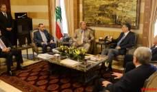"""نواب بيروت دانوا """"تخريب"""" وسط بيروت: لتعزيز عمل الحكومة"""