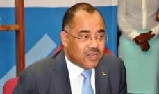 سلطات أميركا طلبت من جنوب إفريقيا أن تسلمها وزيرا موزمبيقيا سابقا