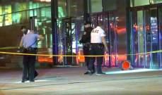 إصابة 7 أشخاص نتيجة حادث إطلاق نار في مدينة فيلادلفيا الأميركية