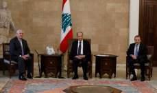 الأنباء: تيليرسون لم يعرض مقايضة هوف وغض النظر عن حزب الله وسلاحه