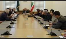 بلدية زحلة وتعنايل والقيمين على المدارس يحضرون لمئوية لبنان الأولى