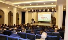 سلسلة لقاءات واجتماعات للجنة الإنتخابات المركزية في الديمقراطي اللبناني