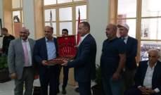 اللقيس في يوم التفاح من جزين: هناك جدية في رفع الاقتصاد اللبناني ودعمه