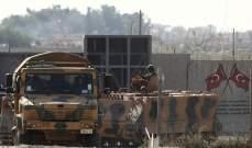 الدفاع التركية: مقتل جنديين تركيين بهجوم صاروخي في إدلب