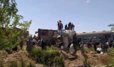 الصحة المصرية: مقتل 32 مواطنا وإصابة 66 آخرين بحادث قطاري سوهاج