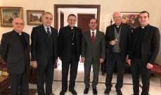 الوكالة الفاتيكانية للسياحة الدينية تتحضّر للعودة الى لبنان