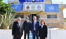 بيان مشترك للامم المتحدة والحكومة الأميركية حول مفاوضات الترسيم: المحادثات كانت مثمرة