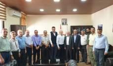 إنتخاب رئيس ونائب رئيس لعدد من المجالس البلدية في لبنان
