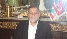 خالد ضاهر: لتكن مناسبة الذكرى المئوية لإعلان لبنان الكبير مناسبة لخدمة لبنان