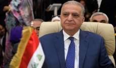 وزير خارجية العراق تعهد بمحاسبة المسؤولين عن حرق قنصلية إيران في النجف