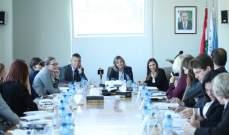 كلودين عون روكز: وضع خطة عمل وطنية حول المرأة والسلام والأمن شكل تحديا حقيقياً