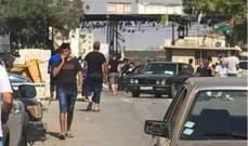 هل يبقى الجيش متفرّجًا على الوضع الأمني الشاذّ للمخيّمات؟