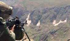 """الداخلية التركية: القضاء على 3 """"إرهابيين"""" من """"بي كا كا"""" بعملية جنوب شرقي تركيا"""