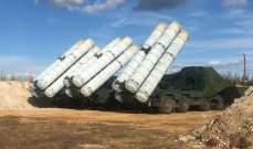 """العدالة والتنمية:""""إس-400"""" ستحمي تركيا من الهجمات عبر سوريا وستدافع عن أوروبا والناتو"""