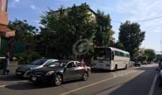 بدء توافد المشاركين بيوم الوفاء للرئيس عون إلى طريق قصر بعبدا