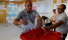 نسبة المشاركة بالانتخابات الرئاسية التونسية سجلت 17,8 بالمئة قرابة الظهر