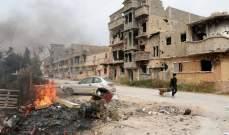النشرة: الامن السوري يضبط شاحنة أسلحة متجهة من دمشق لمسلحي الغوطة