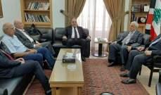 سعد: ندعم الجامعة اللبنانية الثقافية بكل خطواتها لمصلحة لبنان المقيم والمغترب