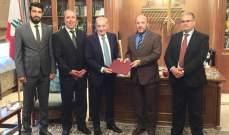بري يستقبل وفد من حماس واستعراض للقضية الفلسطينية وملف الفلسطينيين بلبنان