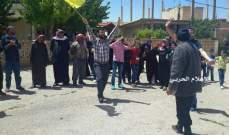 عودة 17 عائلة من أهالي الطفيل اللبنانية من سوريا بعد تأمين محيطها