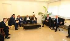 فنيانوس: ادارة الطيران المدني ستكون العين الساهرة على تنفيذ المشاريع المتعلقة بالتجهيز والتوسعة