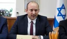 وزير الأمن الاسرائيلي: لن نسمح بأن تعترف حكومة إسرائيل بدولة فلسطينية أيا تكن الظروف