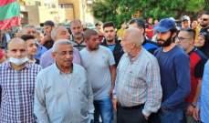 الشعبي الناصري يعتصم سلميا لمواجهة غلاء الأسعار وانهيار الليرة