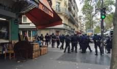 مصدر لرويترز: ضابط فرنسي بادل نفسه برهينة في عملية احتجاز الرهائن
