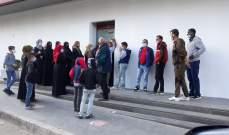 النشرة: النازحون السوريون في النبطية يتلقون مساعدات بقيمة 950 الف ليرة بدل مازوت