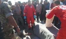 النشرة: قتيلان في حادث سير على طريق بعلبك الدولية