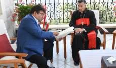 بول كنعان من الديمان: المصلحة الوطنية هم الكنيسة المارونية