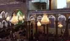 العراق يلغي إقامة صلاة الجمعة في مدينة كربلاء بسبب كورونا