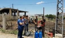 LAU ومصلحة الليطاني باشرا تنفيذ اتفاقية التعاون باجراء الاختبارات على عينات صرف صناعي من حوض الليطاني